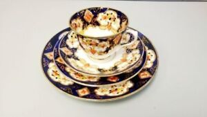 1920's Royal Albert Crown China 4 Piece Place Setting Heirloom