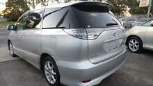2006 Toyota Estima GSR50W Silver Automatic Wagon Greenacre Bankstown Area Preview