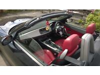 BMW Z4 CONVERTIBLE 2.2 MANUAL IMMACULATE BLACK £4000 o no