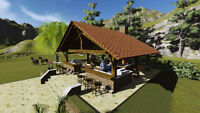 OUTDOOR LIVING IN THE OKANAGAN AT IT'S FINEST