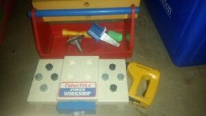 Tool play set for small childern