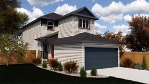 SW front attached garage home...why rent when you can own
