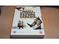 THE BEST OF MONTY PYTHON'S FLYING CIRCUS & LIVE AT ASPEN-4DVD BOX SET-LIMITED EDITION
