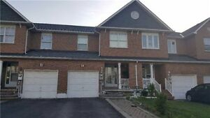 Gorgeous 3 Bdrm Freehold Townhouse With Finished Basement