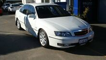 2003 Holden Caprice WK White 4 Speed Automatic Sedan Northam Northam Area Preview