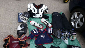 Various Sporting Protective Equipment London Ontario image 3