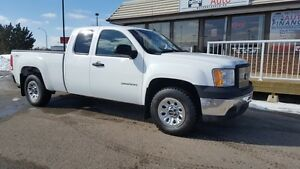 2013 GMC Sierra 1500 W/T. 5.3L 4x4  Balance of Factory Warranty