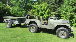 willys jeep 1957