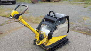 2012 WACKER 6555 COMPACTOR 1200 POUND PRICE $7900