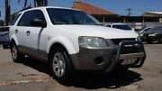 2007 Ford Territory SY TX AWD 6 Speed Sports Automatic Wagon Blair Athol Port Adelaide Area Preview