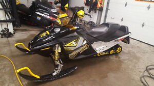 2006 SKIDOO MXZ-X 800,ELECTRIC START & REVERSE,SKI DOO