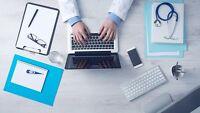Transcription médicale et révision linguistique