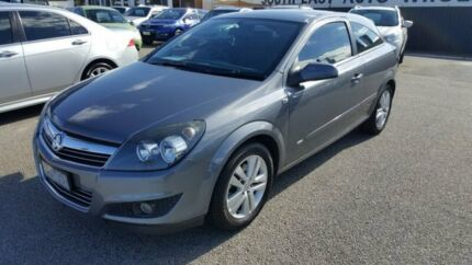 2007 Holden Astra AH MY07 CDX Grey 4 Speed Automatic Coupe Heatherton Kingston Area Preview
