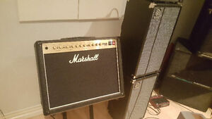 Marshall DSL40C tube guitar amp in mint condition