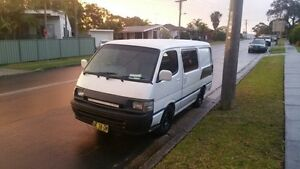 Toyota Hiace Campervan - Full sound system with subwoofers!! Banksmeadow Botany Bay Area Preview