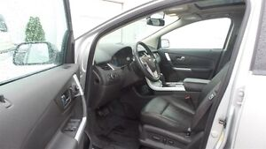 2013 Ford Edge SEL, Leather, Vista Roof, Nav, Local Trade In Kitchener / Waterloo Kitchener Area image 12