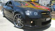 2006 Holden Commodore VE SS-V Black 6 Speed Automatic Sedan Homebush Strathfield Area Preview