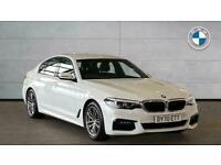 2020 BMW 5 Series 520D Mht M Sport 4Dr Auto Saloon Diesel Automatic