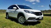 2013 Honda CR-V RM VTi 4WD White Orchid 5 Speed Automatic Wagon Tanunda Barossa Area Preview