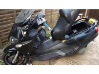 Piaggio x9 500cc parts