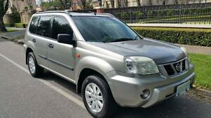 2001 Nissan X-Trail T30 ST (4x4) Sandstone 5 Speed Manual Wagon Nailsworth Prospect Area Preview