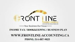 INCOME TAX / IMPOT♣ CAN/USA♣ BOOKKEEPING ♣ EXPERTS♣