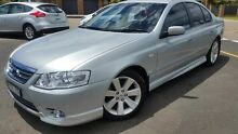 2006 Ford Fairmont BF Mk II Ghia Silver 6 Speed Sports Automatic Sedan Mornington Mornington Peninsula Preview