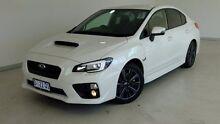 2014 Subaru WRX V1 MY15 AWD White 6 Speed Manual Sedan Hobart CBD Hobart City Preview