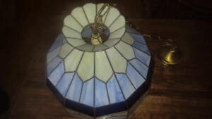 Stained Glass Dining Light fixtures