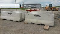 Quotes for Precast Concrete Jersey Barriers