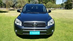 2006 Toyota RAV4 ACA33R Cruiser L Grey 5 Speed Manual Wagon Tanunda Barossa Area Preview
