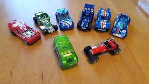 Hot Wheels, team HW et bonus