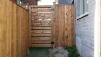 Level Post Digging & Setting - Fences & Decks