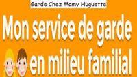 Garde Chez Mamy Huguette 418-622-0956