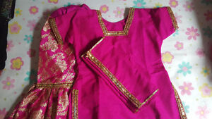 Formal Pakistani/Indian dresses for 6-10 year old girls