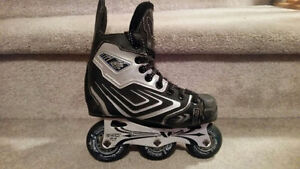 CCM 2.0 Roller Hockey Skates - Used - Youth Size 13