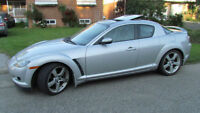2005 Mazda RX-8 GT Coupe E TESTED-- NAVAGATION