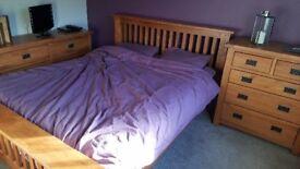 bedroom set of furniture for sale
