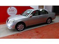 Lexus LS (silver) 2002