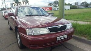 2003 Toyota Avalon MCX10R Mkii Advantage Red 4 Speed Automatic Sedan Wentworthville Parramatta Area Preview