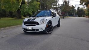 2012 MINI Countryman S | ALL4| Automatic| Nav|Sport Package