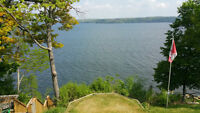 RICE LAKE COTTAGE - LONG ISLAND 1hr from Toronto
