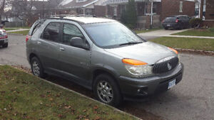 2003 Buick Rendezvous SUV, Crossover