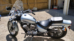2007 Honda Shadow VLX 600cc *** Just safetied***