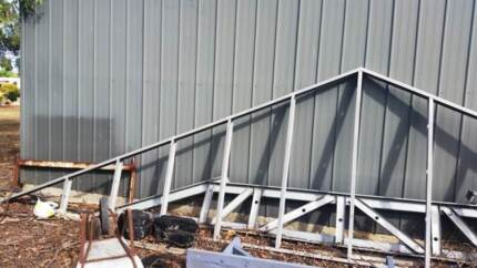 REDUCED...Steel Roof  Trusses