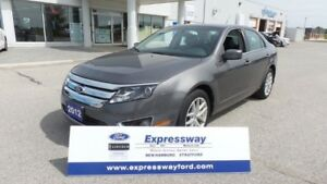 2012 Ford Fusion SEL LOADED