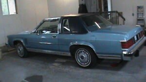 mercury grand marquis 1981