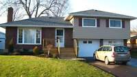 3 BR, Pet Free Home Available Nov 1st.  Fully Renovated!