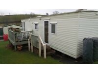 Lovely, well-maintained static caravan for sale near Lancaster