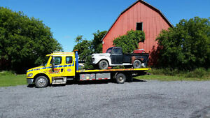 24 HOUR TOWING AND ROADSIDE ASSISTANCE SERVICE 613 229 7773 Cornwall Ontario image 4